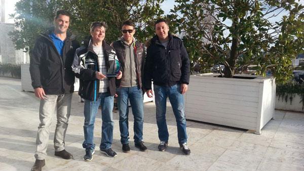 Gledate fotografije: Mach race.   Tivat, 10.-13.03.2016.