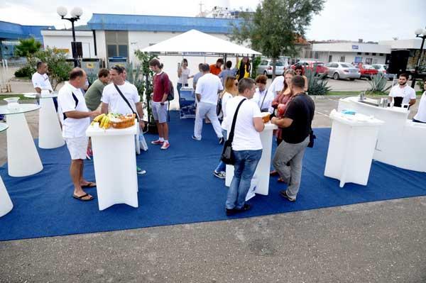 Gledate fotografije: Latinsko jedro - Bar2014